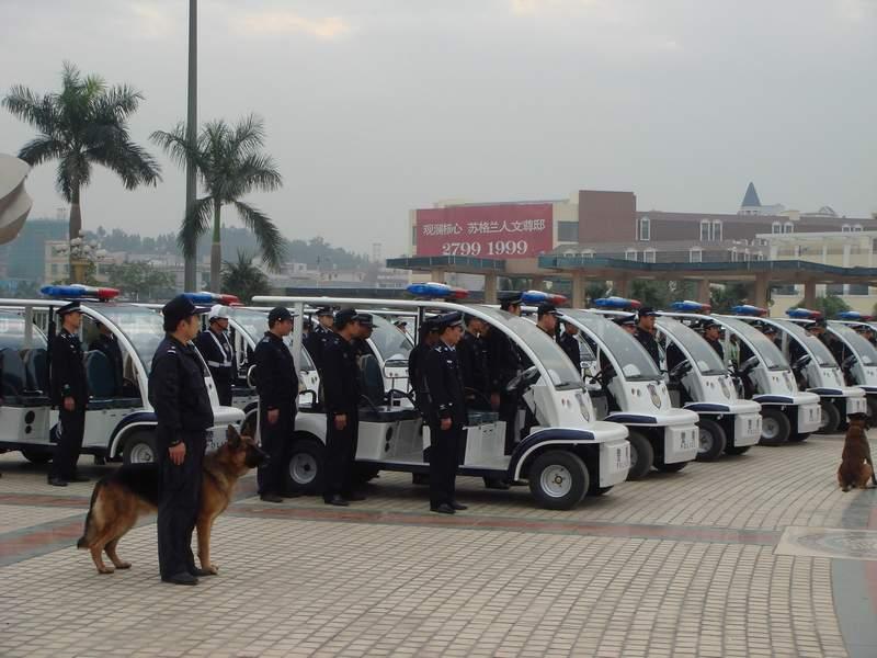 上海金山区公安局