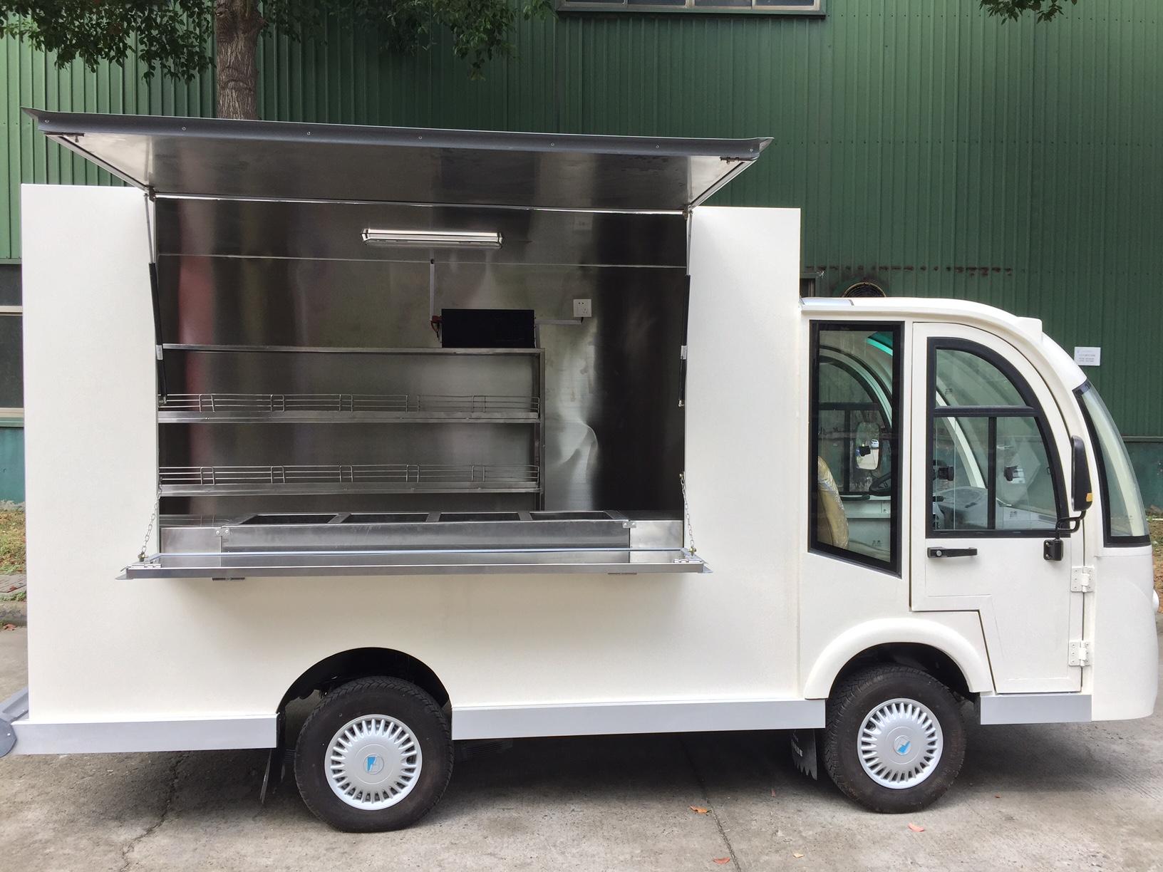 电动餐车2