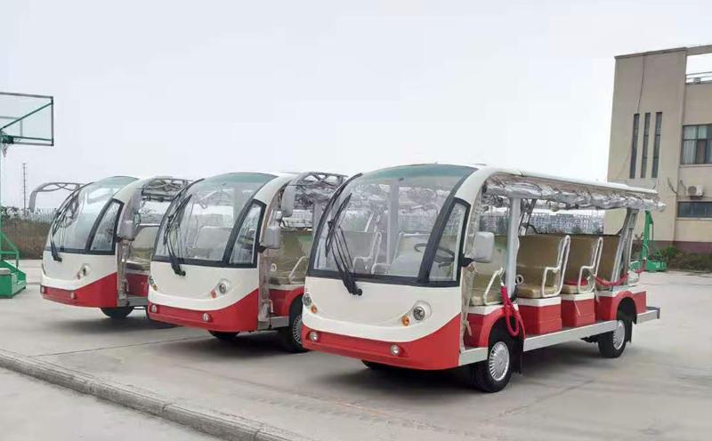 2020新款电动观光车