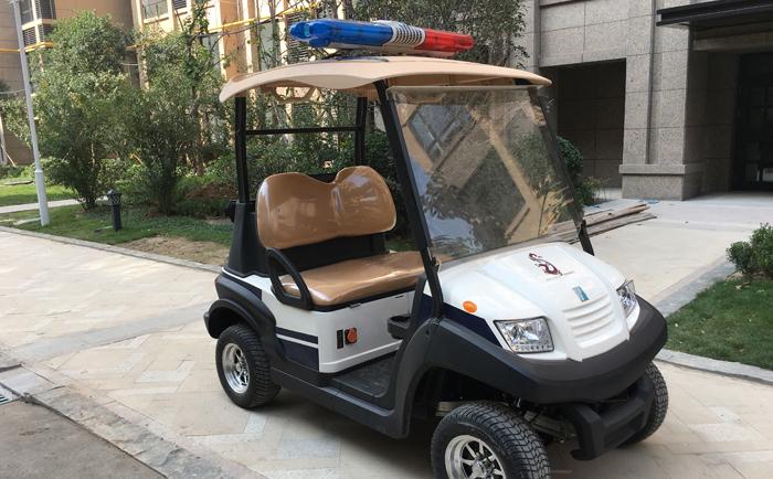 益高电动巡逻车--保安的好伙伴